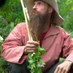 François, notre maître botaniste-cuistot en pleine explication.
