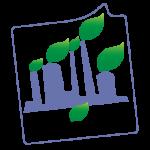 Logo REPER21 (3 culori)